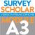 A3-FR-Survey Scholar-FR-Module A3