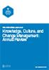 Organizationannualreview frontcover