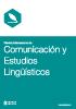 Comunicacion y estudios linguisticos bookstorethumbnail