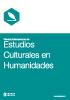 Estudios culturales en humanidades bookstorethumbnail