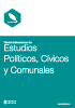 Estudios politicos  civicos y comunales bookstorethumbnail