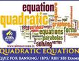 Icon for Solving Quadratic Equations