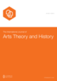 Icon for The International Journal of Arts Theory and History