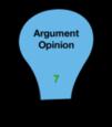 Icon for Grade 7 Argument