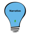 Icon for Grade 8 Narrative